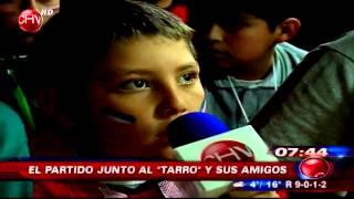 El amigo del Tarro relató el partido de Chile vs. Holanda - CHV Noticias