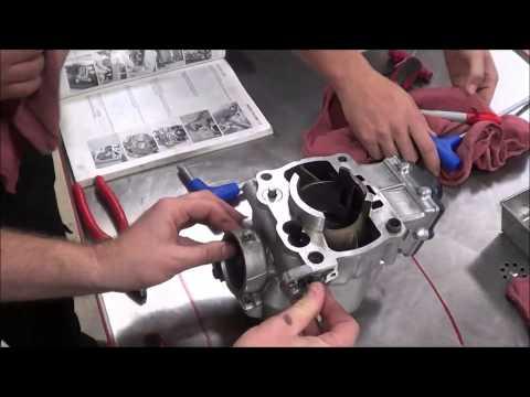 2 Stroke Engine Disassembly   Power Valves   11 10 14