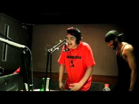 2da. Parte - Freestyle en Simplemente Imperfectos - Kodigo - Manu Sinka - Negro MC
