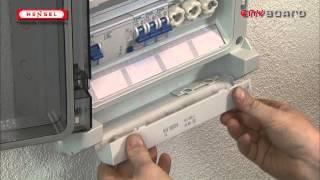 KV-Zubehörfach / KV-Accessory compartment