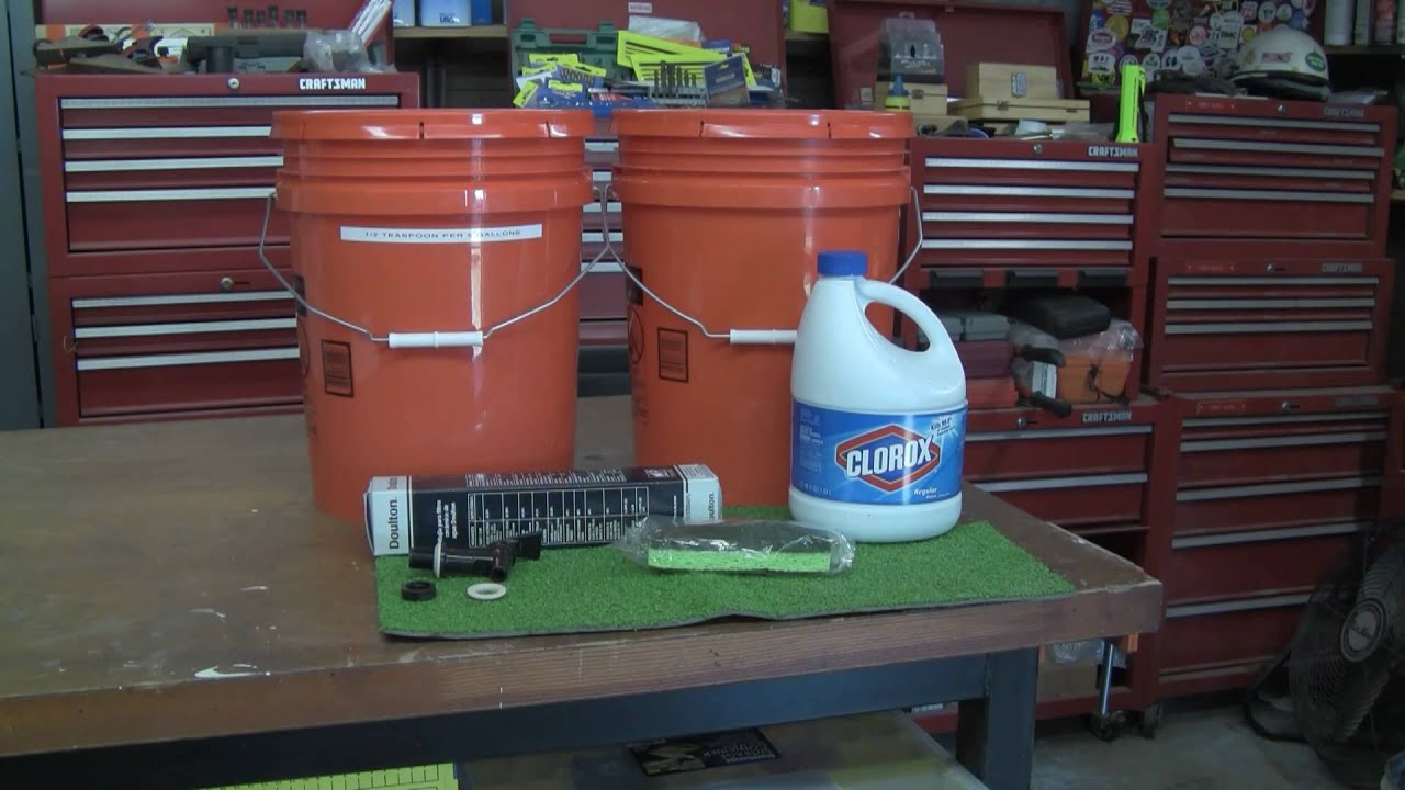 Emergency Water Filter System Shtf Youtube