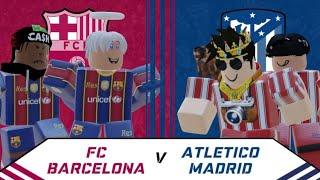 [RESA] Barcelona Vs Atletico Madrid   La Liga   Highlights
