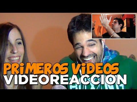 VIDEO REACCIÓN A PRIMEROS VIDEOS | Rovi23