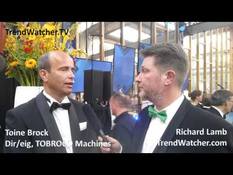 KW1Prijs 2016 - TOBROCO Machines - TrendWatcher.TV