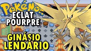 Pokémon Eclat Pourpre (Detonado - Parte 16) - Ginásio Elétrico do Edisson!
