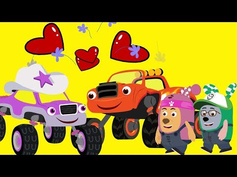 Fall in Love Transformers PAW patrol Chase, Rocky Vs Everest transform to Super Car - Best movies
