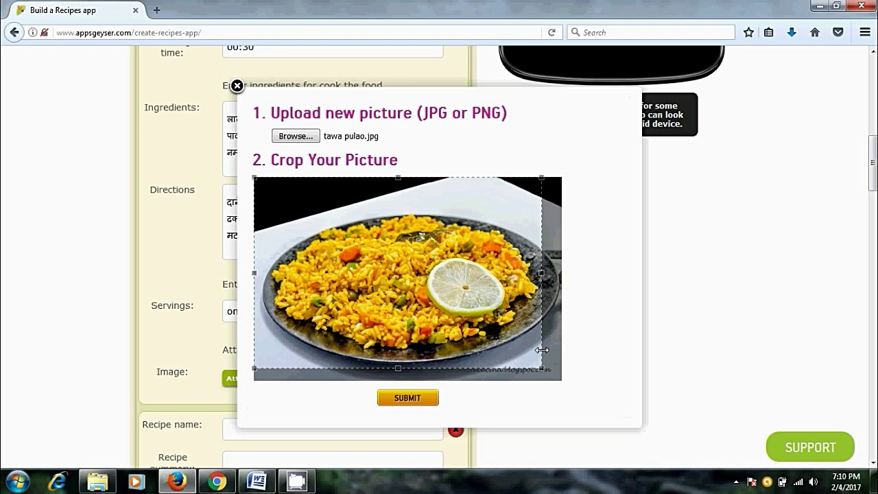 Make recipes app free in minutes hindi youtube make recipes app free in minutes hindi forumfinder Images