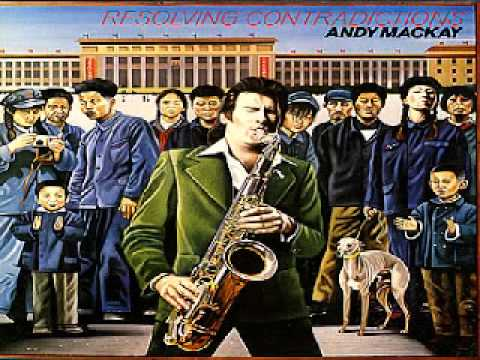 Andy Mackay - Green And Gold