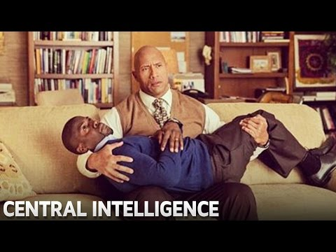 Central Intelligence - Bloopers and Funny moments
