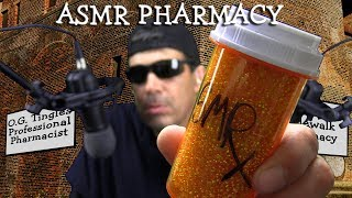 ASMR Pharmacy for Lost Tingles, Relax, Sleep thumbnail