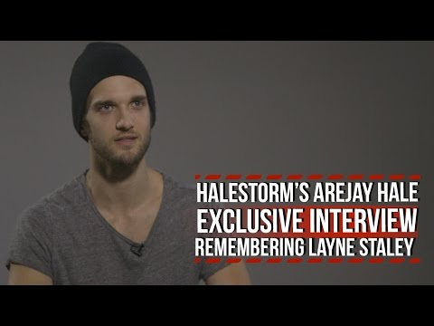 Halestorm's Arejay Hale - Remembering Alice in Chains' Layne Staley
