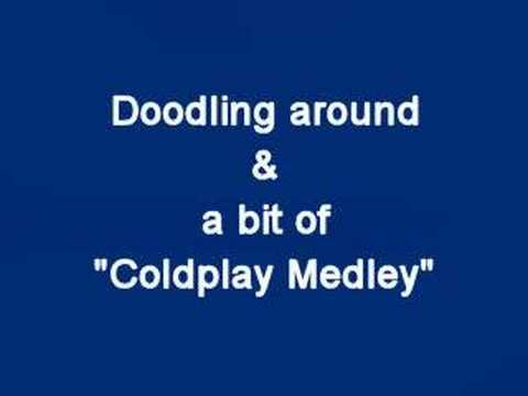 """Warm-up and """"Coldplay Medley"""""""