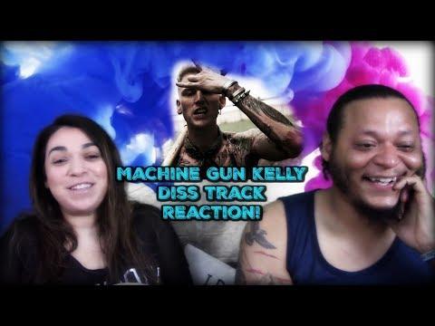 Machine Gun Kelly - Rap Devil Eminem Diss Reaction