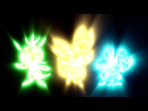 Pokemon X And Pokemon Y Trailer