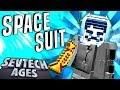 Minecraft: SevTech - SPACE SUIT - Age 4 #21