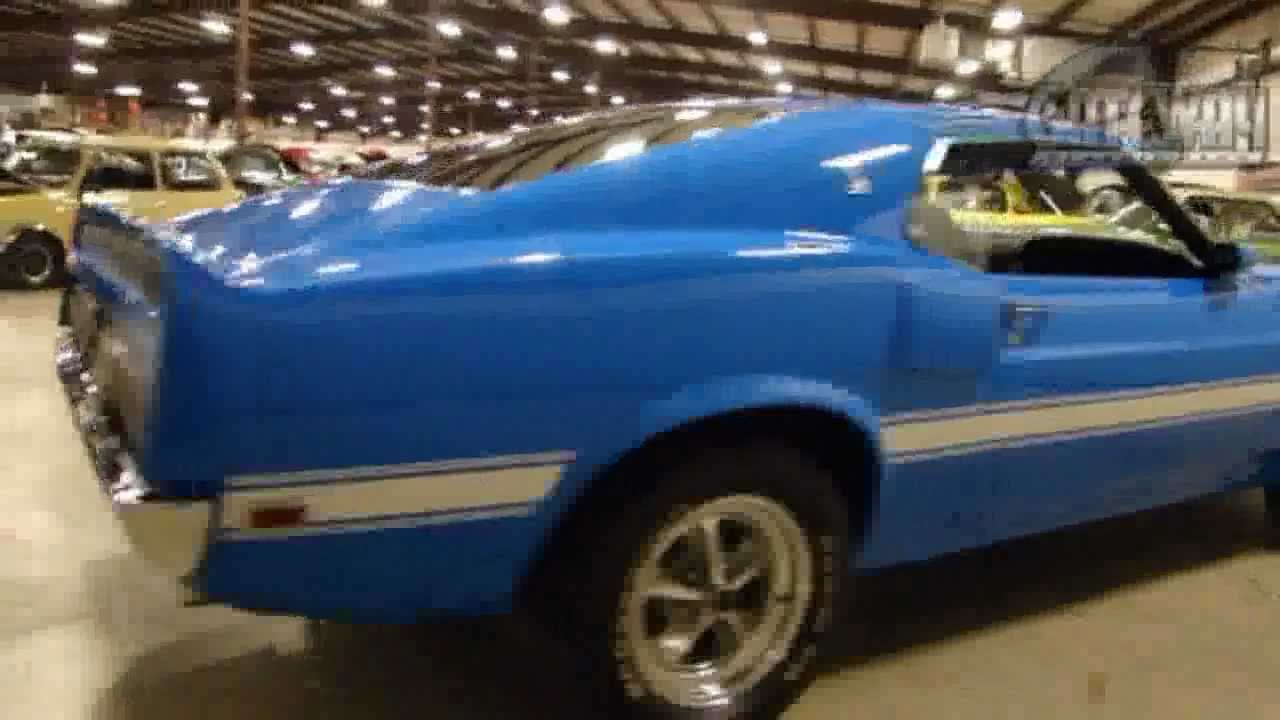 1969 Ford Mustang Shleby Gt500 For Sale Louisville Original Shelby Gt 500 Mustangs