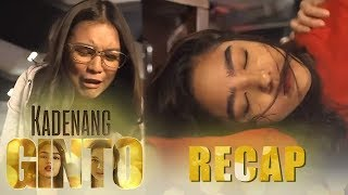 Kadenang Ginto: Week 9 Recap - Part 1 Kadenang Ginto December 3-5, 2018 Episode Gino (Nikko Natividad) is humiliated after he got rejected in the audition ...