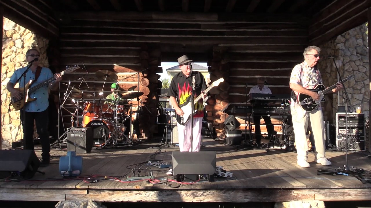 Cactus Jack and the Cadillacs - Soul Man - YouTube