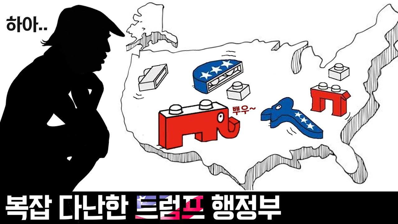 (쿠키) 다사다난한 트럼프 행정부와 북한, 그리고 대한민국