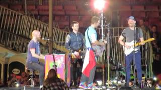 Coldplay - Don't Panic (Chile 2016) 03/04/2016