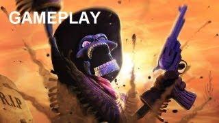 The GunStringer Dead Man Running Gameplay PC