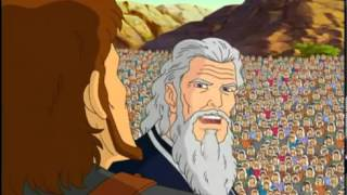 The Fall Down of Jericho - Best Animated Christian movie