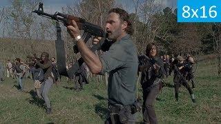 Ходячие мертвецы 8 сезон 16 серия - Русское Промо (Субтитры, 2018) The Walking Dead 8x16 Promo