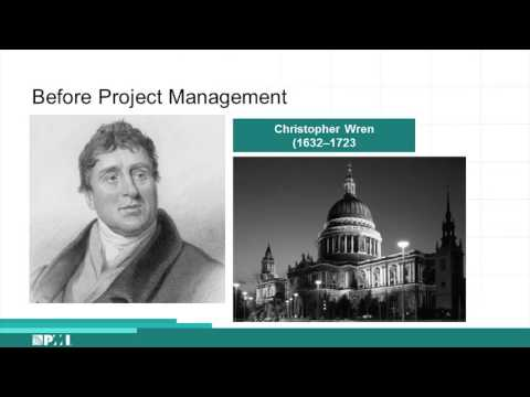 James Snyder Reflections On The History Of Project Management