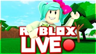 JOHN DOE DOES NOT SCARE ME!! | Roblox Livestream | SallyGreenGamer