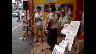 鹿児島の幼い頃の思い出を歌った歌。「キンモクセイ」 ライブイベントの...