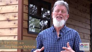 How To Build A Strong And Safe Tiny House Using The Unified Construction Method