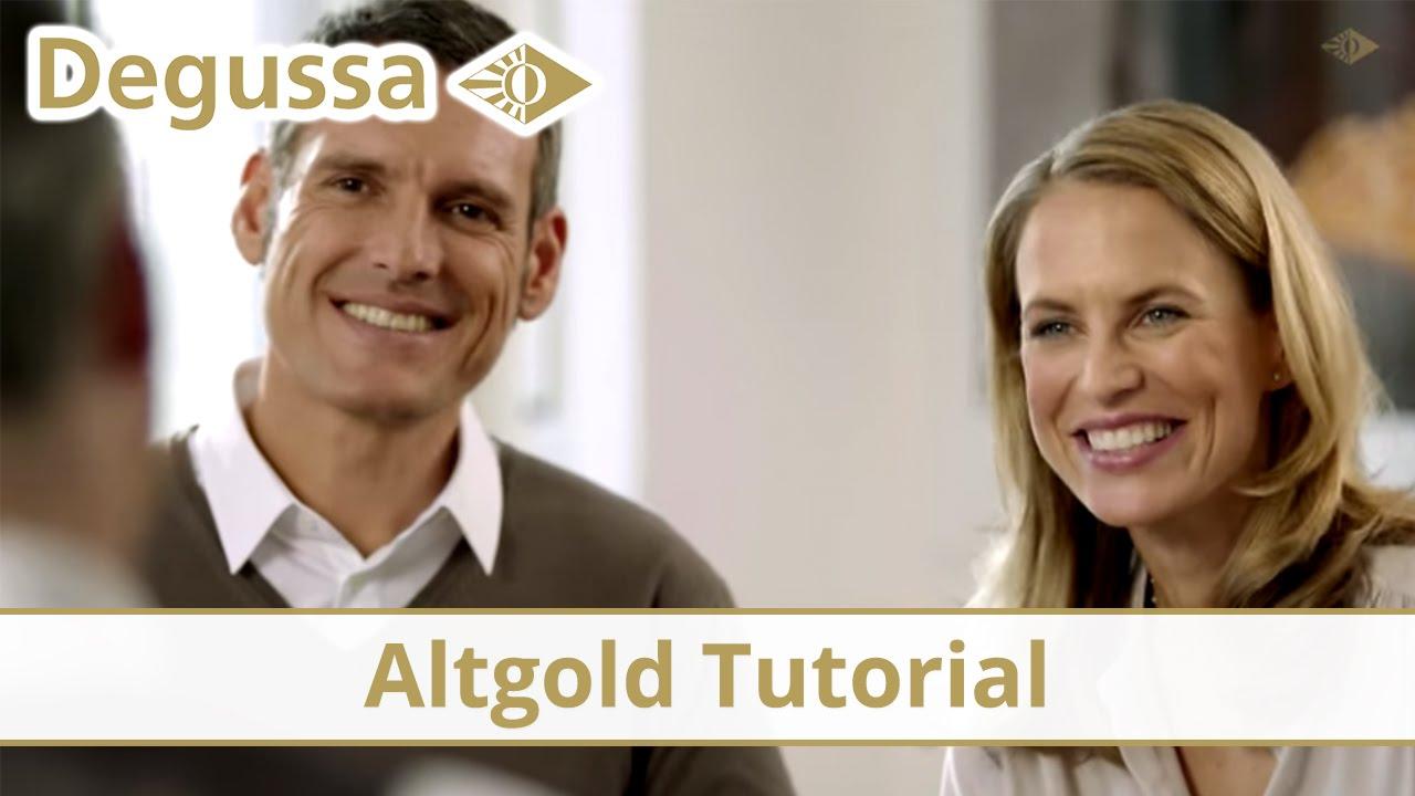 Degussa Altgold Tutorial