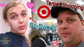 SURPRISING MY MOM! and TARGET SHOPPING!