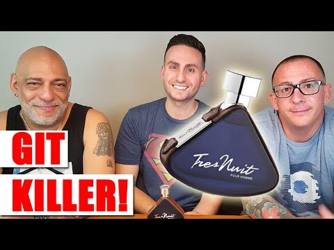 Armaf Tres Nuit Fragrance / Cologne Review w/ Special Guests!