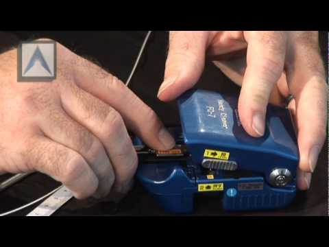 Fiber Optic School Training - Fusion Splicing Lesson - San Diego