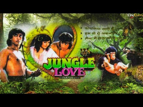 Jungle Love  Bollywood Movie  Full Length Bollywood Hindi Movie  Rocky, Ashika