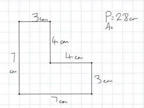 how to find the area and perimeter of geometric figures