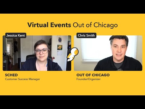 Organizing a virtual event? Learn how Sched can help.