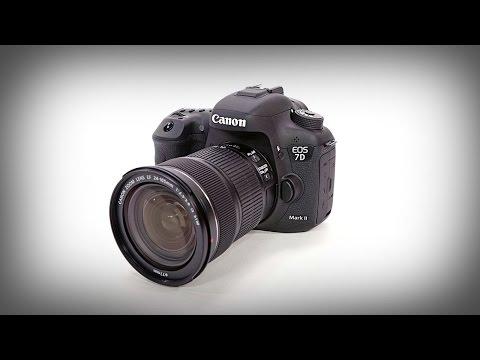 Nova kamera! (Canon 600D VS 7D II)