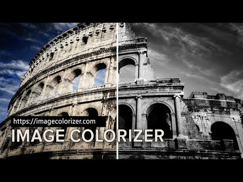 Image Colorizer Introduction | Colorize Black and White Photos Online Automatically