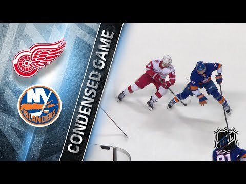 02/09/18 Condensed Game: Red Wings @ Islanders