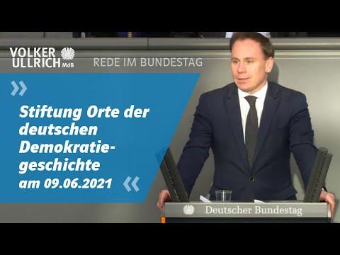 Stiftung Orte der deutschen Demokratiegeschichte