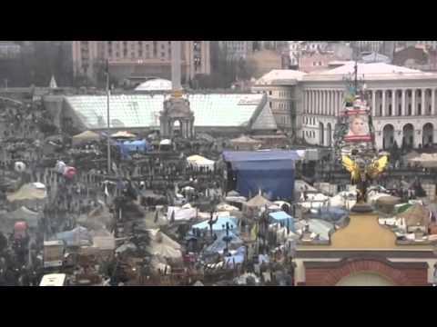 Ukraine Speaker Oleksandr Turchynov named interim president - 23 February 2014
