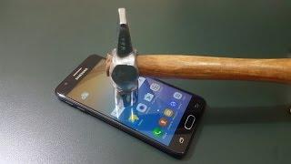 Samsung J5 Prime Screen Scratch Test | Gorilla Glass