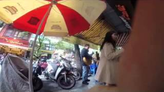 Khi nghệ sĩ bán bỏng ngô (Thượng uý Trần Anh Tuấn-TCCT CAND)