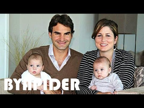 Roger Federer Family Photos || Father, Mother, Sister, Wife, Son & Daughter!!!