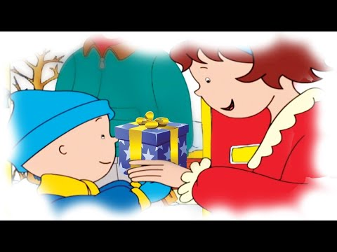 Funny Animated cartoon for Kids | Surprise for Mommy | Mother's Day | Watch Cartoons Online Caillou