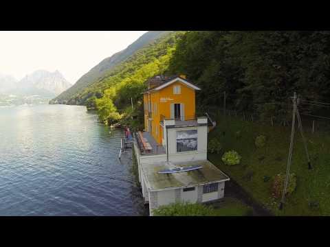 From Caprino to Gandria along Lake Lugano