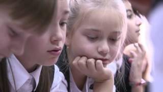 Фрагмент открытого урока по русскому языку