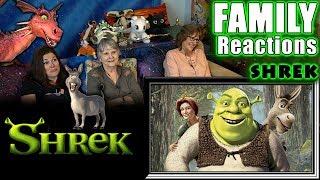 Shrek   FAMILY Reactions